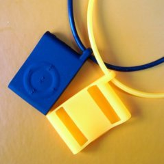 Silicon case for Ipod Shuffle ICS-02S