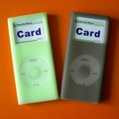 Silicon Case for iPod Nano