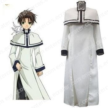 07-Ghost Teito Cosplay Costume any size.