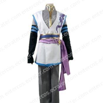 Neo Angelique Hyuga Cosplay Costume  any size.