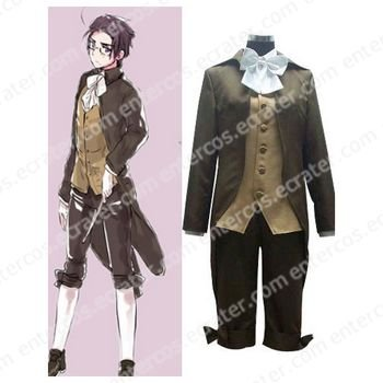 Axis Powers Austria Cosplay Costume any size.