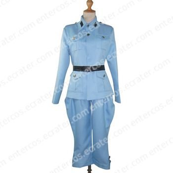 Axis Powers Cosplay Costume 2   any size.