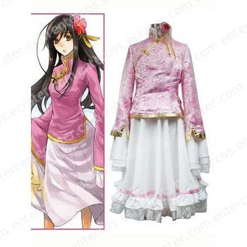 Axis Powers Taiwan Cosplay Costume any size.