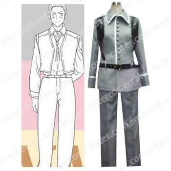 Hetalia Axis Powers Germany Cosplay Costume any size