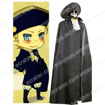 Hetalia Axis Powers Holy Roman Empire Cosplay Costume any size