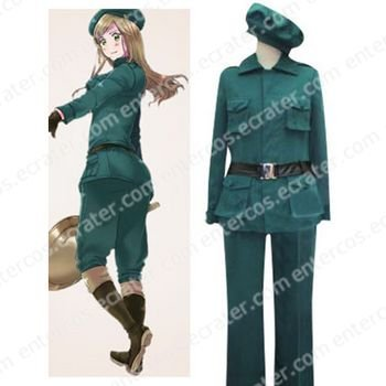 Hetalia Axis Powers Hungary Cosplay Costume any size