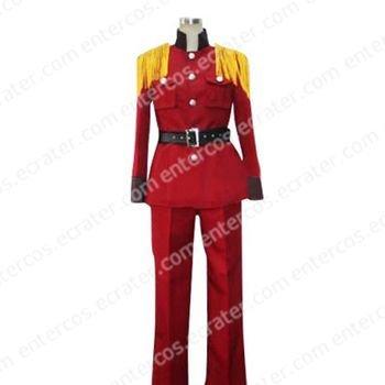 Hetalia Axis Powers Latvia Cosplay Costume  any size