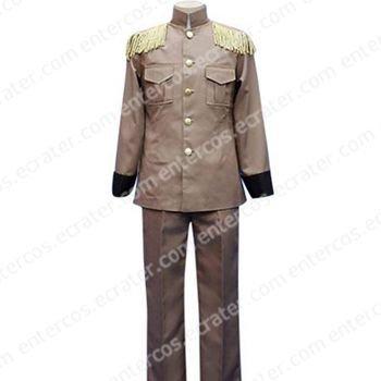 Hetalia Axis Powers Latvia Galante Cosplay Costume any size
