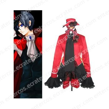 Black Butler Ciel Halloween Cosplay Costume any size