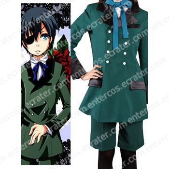 Black Butler Cosplay Costume 1 any size