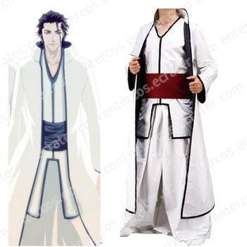 Bleach Aizen Sousuke Arrancar Cosplay Costume  any size