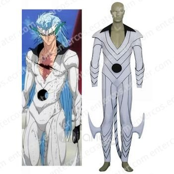 Bleach Grimmjow Jeagerjaques Pantera Form Cosplay Cotume any size