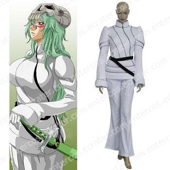 Bleach Neliel Tu Espada Uniform Halloween Cosplay Costume  any size