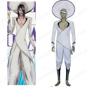 Bleach The Quinta Espada Nnoitra Jiruga Cosplay Costume any size.
