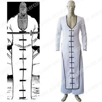 Bleach The Septima Espada Zommari Leroux Cosplay Costume any size.