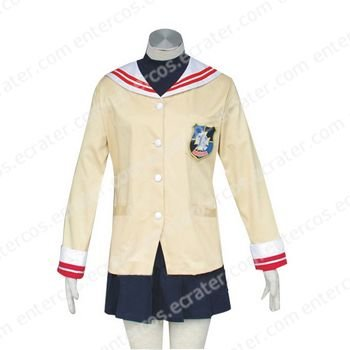 Clannad Cosplay Costume 2  any size.
