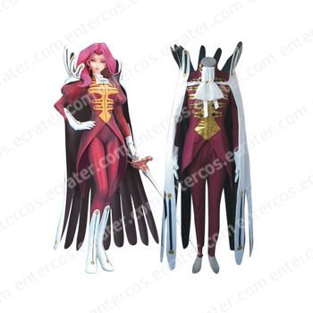 Code Geass Cornelia Cosplay Costume any size.
