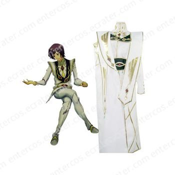 Code Geass Halloween Cosplay Costume  any size.