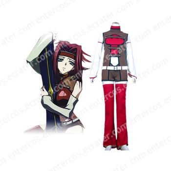 Code Geass Halloween Cosplay Costume  3 any size.