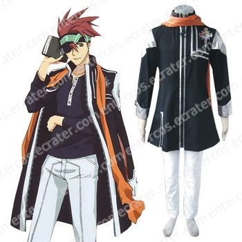 D.Gray Man Lavi Rabi Cosplay Costume any size.