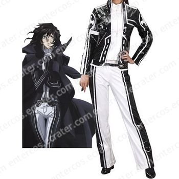D.Gray-man cosplay costume  any size.