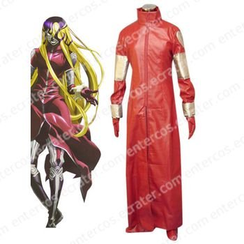 D.Gray-man Jasdero Cosplay Costume   any size.