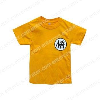 Dragon Ball Son Goku Cosplay Costume 2 any size.