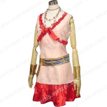 Dragon Warrior V Debora Briscoletti Cosplay Costume  any size.