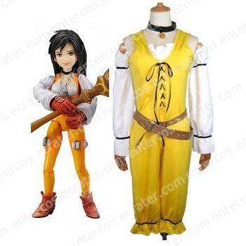 Final Fantasy IX Garnet Cosplay Costume  any size.