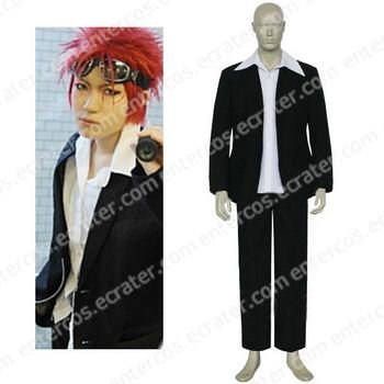 Final Fantasy VII Reno Cosplay Costume any size.