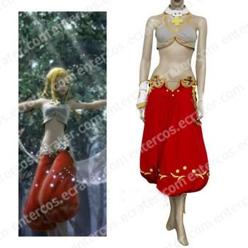 Final Fantasy XII Penelo Cosplay Costume  any size.