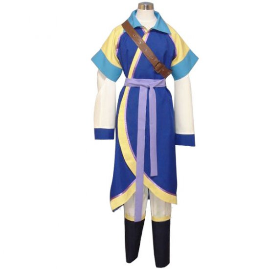 Fushigi Y?gi II Tasuki Cosplay Costume   any size.