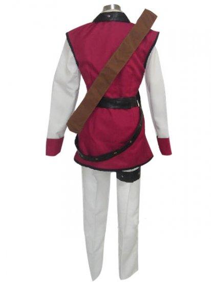 Fushigi Y?gi Tasuki Cosplay Costume In Chapter 17 any size.