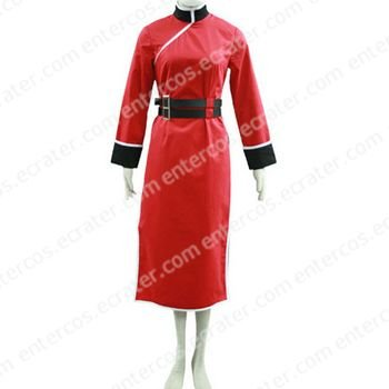 Gin Tama Kagura 4th Cosplay Costume any size.