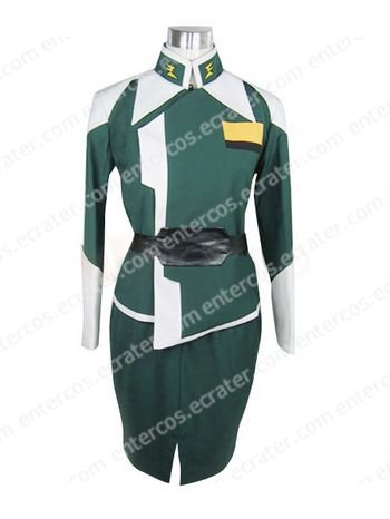 Gundam Seed Destiny Meyrin Hawke Cosplay Uniform  any size.