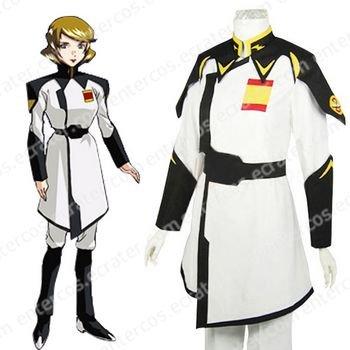 Gundam Seed Destiny Talia Gladys Cosplay Costume  any size.