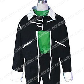 Gundam Seed Jacket Naruto Tsunade Halloween Cosplay Costume any size.