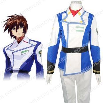 Gundam Seed Kira Yamato Cosplay Costume  any size.