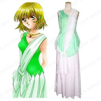 Mobile Suit Gundam SEED Cagalli Yula Athha Cosplay Costume  any size.