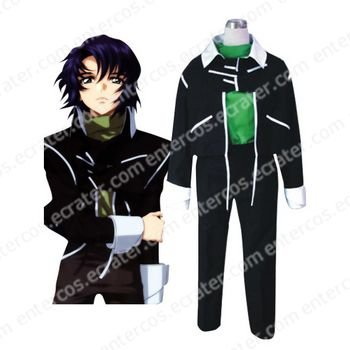 Mobile Suit Gundam SeedDestiny Athrun Zala Cosplay Costume any size.