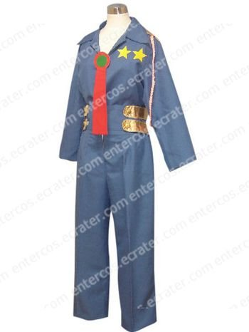 Gurren Lagann Kittan Cosplay Costume  any size.