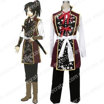 Haku�ki Chizuru Yukimura Cosplay Costume any size.