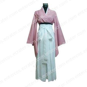 Hakuouki Portable Chisturu Yukimura Cosplay Costume  any size.