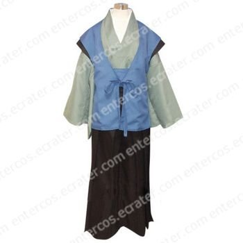 Hakuouki Shinsengumi Kitan Yamanami Keisuke Cosplay Costume any size.