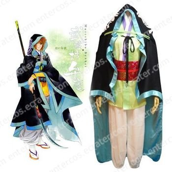 Harukanaru Toki no Naka de Cosplay Costume 3  any size