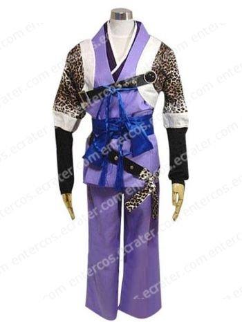 Harukanaru Toki no Naka de Minamoto no Yorihisa Cosplay Costume   any size