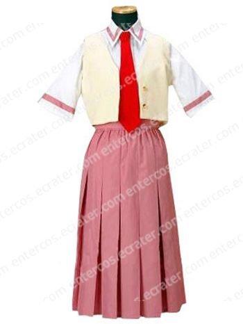 Higurashi no Naku Koro ni Mion Sonozaki Cosplay Costume 2   any size