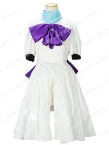 Higurashi no Naku Koro ni Rena Ryuugu Halloween Cosplay Costume  any size