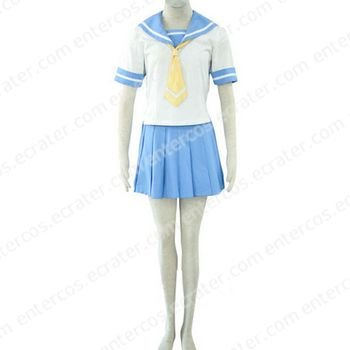 Higurashi When They Cry Cosplay Costume 2  any size