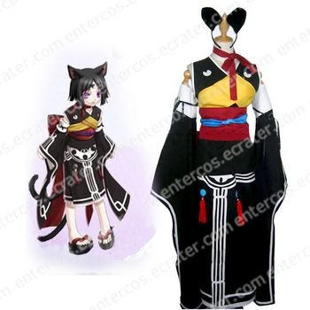 Hiiro No Kakera Cosplay Costume  any size